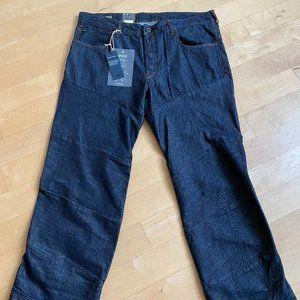 """G-Star Raw BNWT Sz 36 x 30 jeans """"SPIRAQ"""" 3D Loose"""
